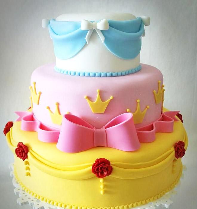 11 princess cakes for a perfect pink birthday Mums Grapevine