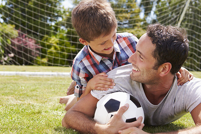 Gift Guide for Sporty Dads | Mum's Grapevine