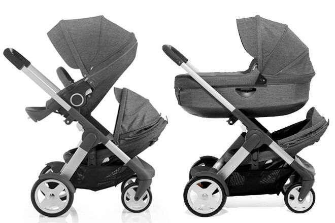 Double Load 10 Of The Best Tandem Prams Mum S Grapevine
