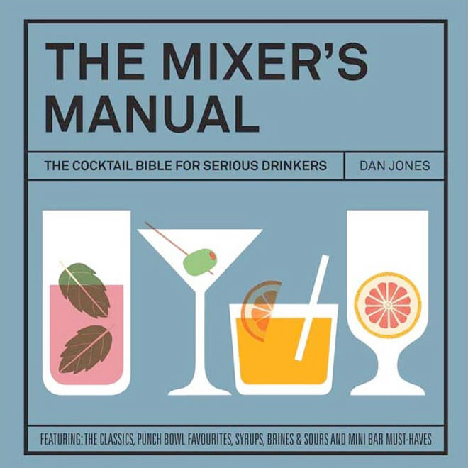 Gift Ideas for Father's Day: The Mixer's Manual | Mum's Grapevine