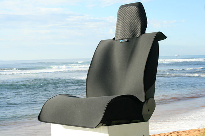 Gift Ideas for Sporty Dads: Wetpatch car seat protector | Mum's Grapevine