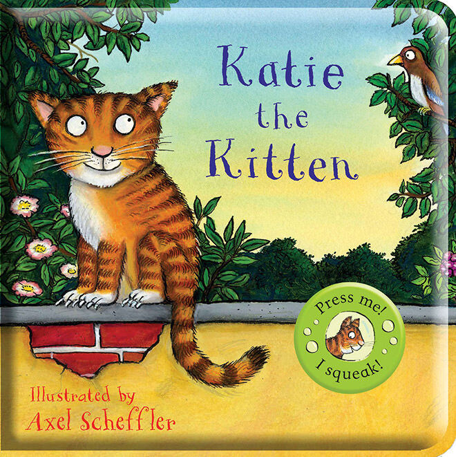 bathbook - katie the kitten