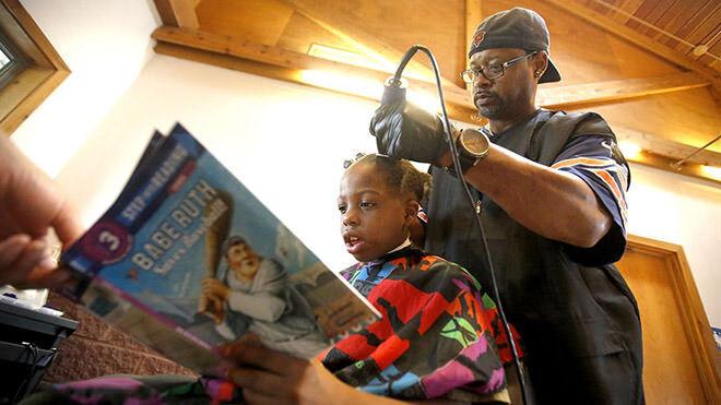 cribnews - free hair cut