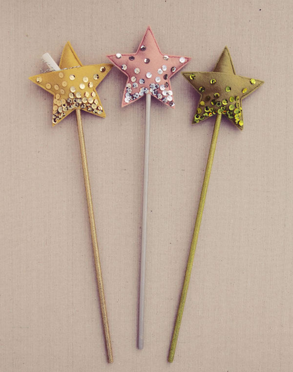You're a star DIY magic wand