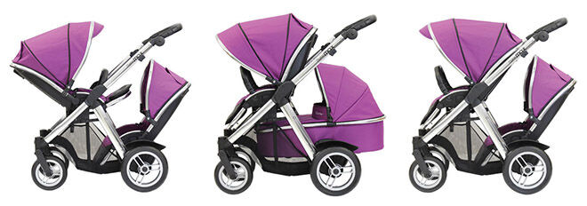 10 of the best tandem prams: Oyster Max | Mum's Grapevine