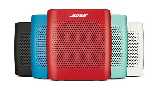 Gift Guide for Tech Dads: Bose Speakers | Mum's Grapevine