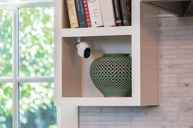 Gift ideas for tech dads: Arlo Home Security | Mum's Grapevine