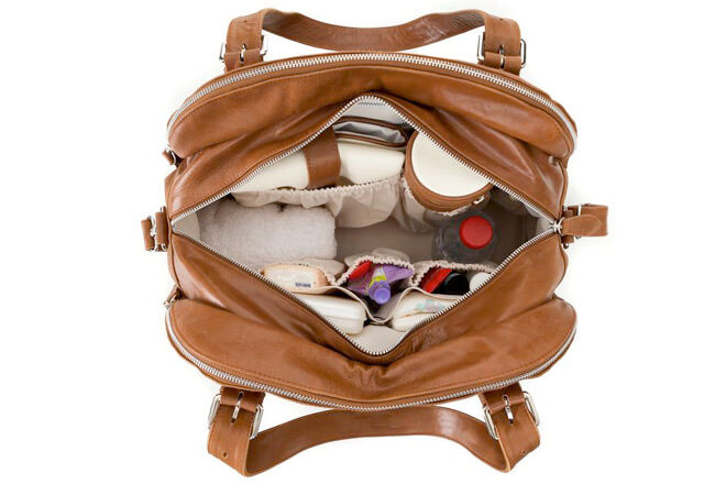 The stylish and practical baby bag from Budu