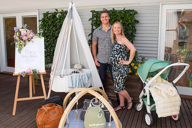 Mum's Grapevine presents Elise Swallow's baby shower giveaway
