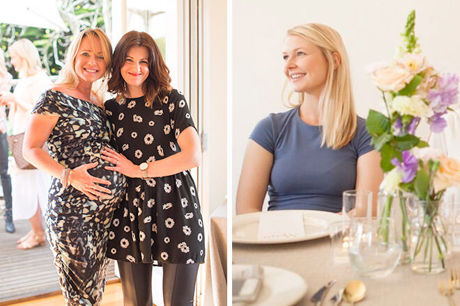 Mum's Grapevine presents Elise Swallow's Baby Shower at The Stables of Como