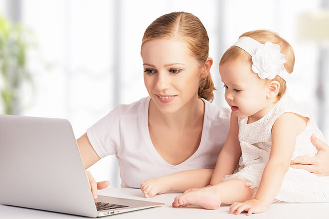 Set up an email account for your child - you can email them details of milestones, funny things they've said or done or photos you want to safe-keep for them.