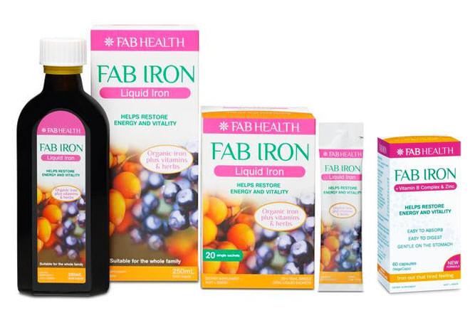 FABiron iron supplement