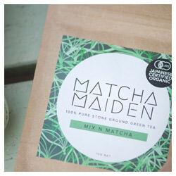 Matcha MadienOrganic Green Tea Matcha