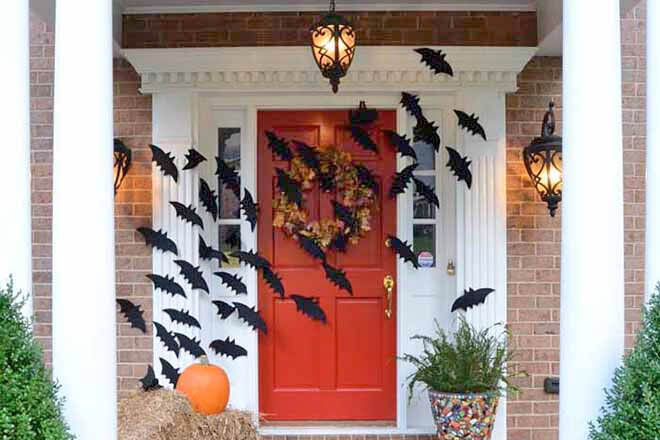 Spook the neighbours: 15 ways to decorate your front lawn this Halloween