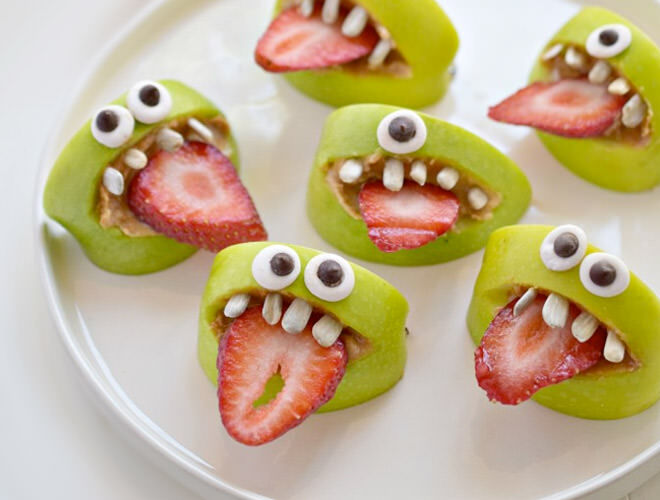 14 Healthy Halloween Food Ideas For Kids Mum S Grapevine