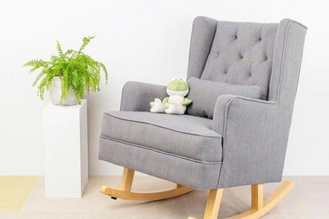 Il Tutto Bambino Casper Chair in grey
