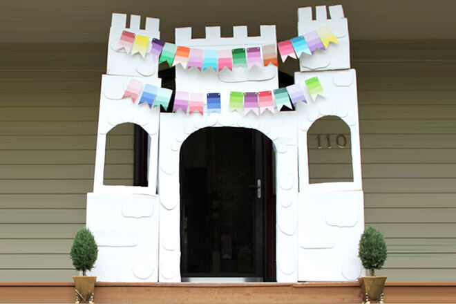 Door Jam! 12 awesome front door party entrances | Mum's Grapevine