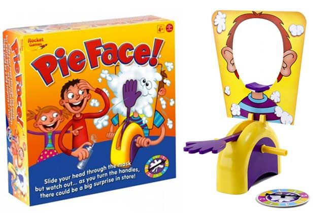 Where to buy Pie Face Game