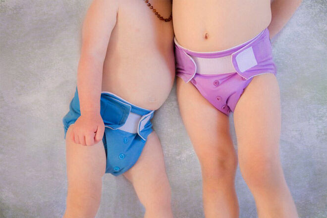 Snazzipants Cloth Nappies by Brolly Sheets