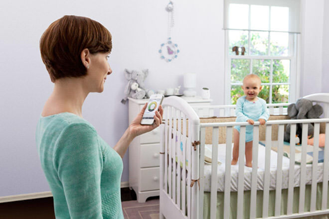 baby room monitors. Simple Baby Hold The Phone 5 Baby Monitors With WiFi Inside Baby Room Monitors H