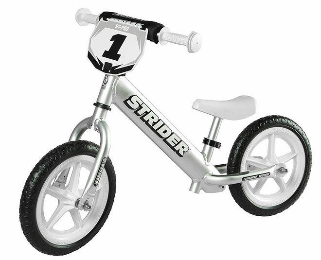 balance bike - strider