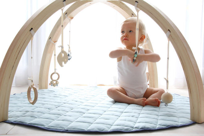 Win a Bella Buttercup play gym