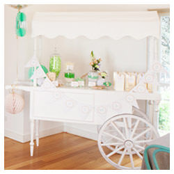 Mini Party PeopleVintage Lolly Cart Hire