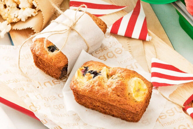 6 mini loaves for little lunches | Mum's Grapevine