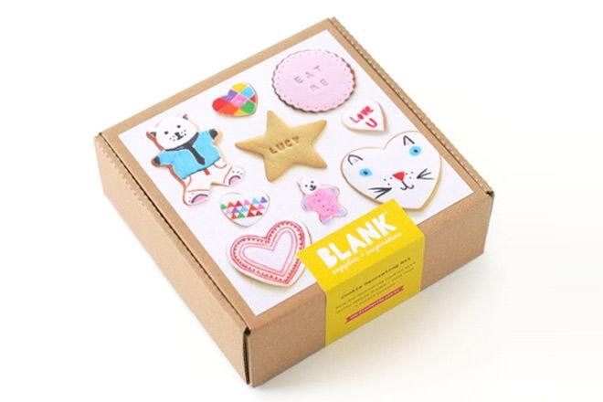Kids cookie decorating kit