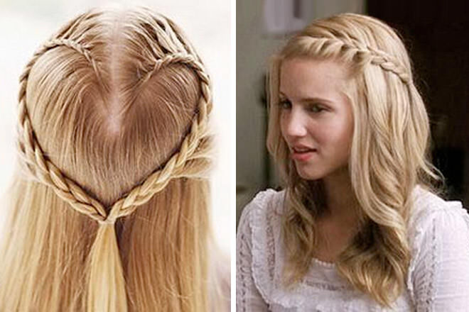 Sensational Easy Braiding Hairstyles For School Braids Hairstyle Inspiration Daily Dogsangcom