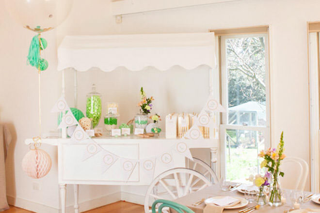 Top five tips for styling a lolly station | Mum's Grapevine