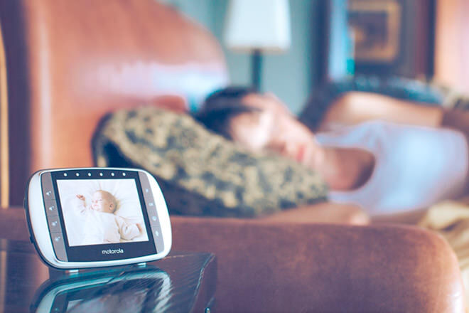Long range: Baby monitors that go the distance | Mum's Grapevine