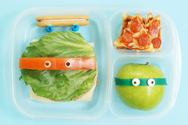 14 fun school lunches to get stuck into | Mum's Grapevine
