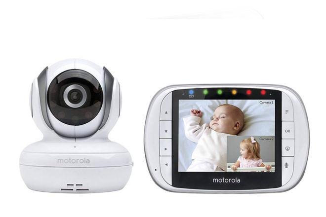 Motorola MP36 Video Baby Monitor