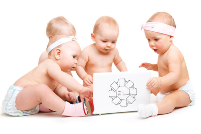 The Nappy Collective collect unwanted nappies and donate them to mothers and families in need