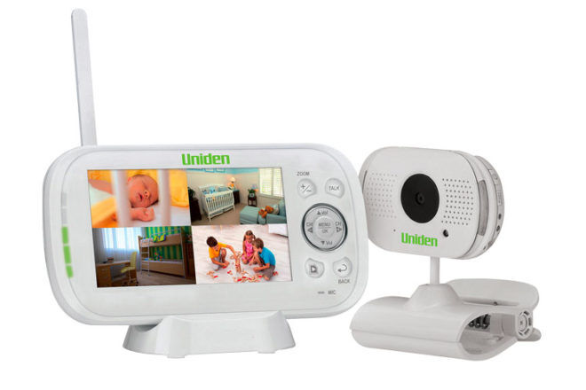 Uniden Video Baby Monitor