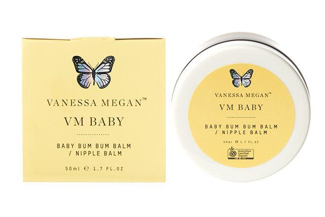 Vanessa Megan Baby Bum Bum Cream