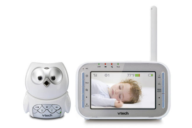 Vtech Owl Video Baby Monitor