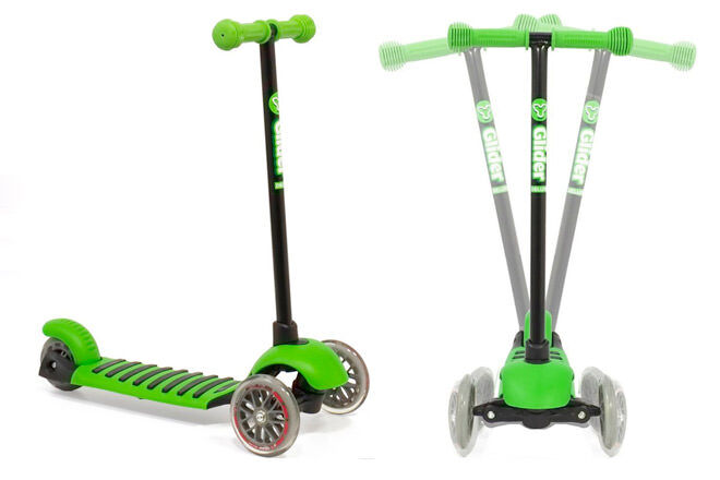 Yvolution Y Glider Deluxe Scooter