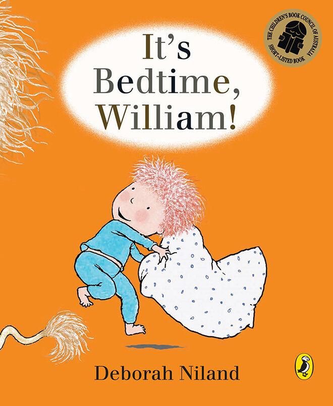 book - bedtimewilliam