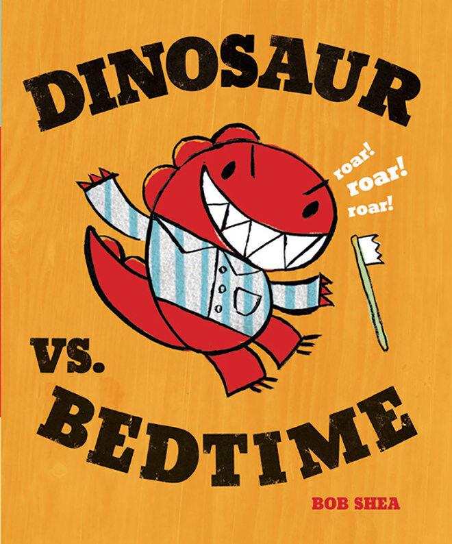 book - dinosaursbedtime