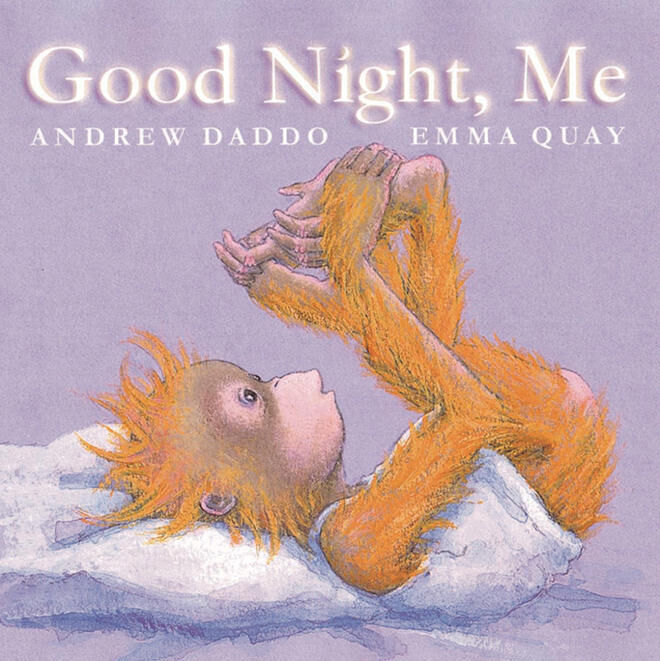 book - goodnight me
