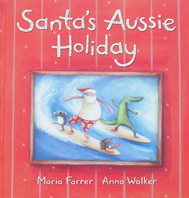 Santa's Aussie Holiday