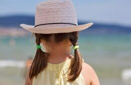 Hairstyles that fit under hats for school