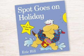 Best books about going on holidays