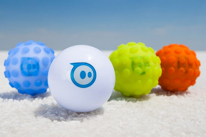 Bluetooth robotic ball