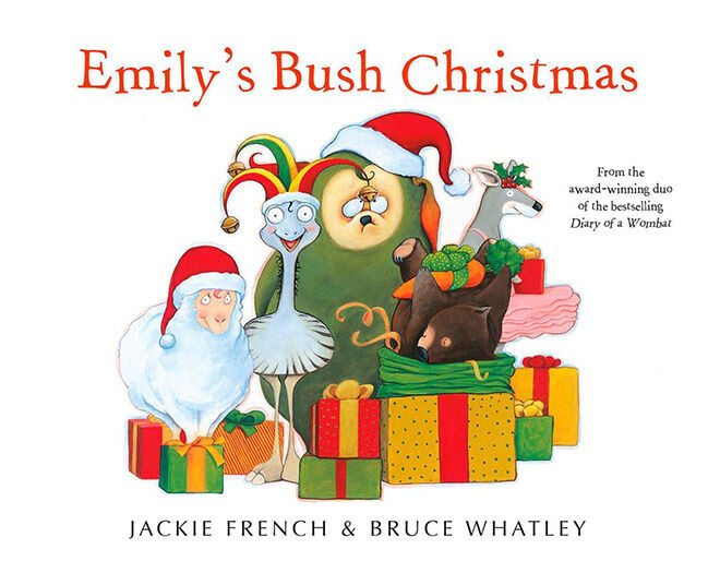 Emily's Bush Christmas - Top Aussie Christmas Books