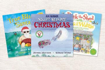 Aussie Christmas Books