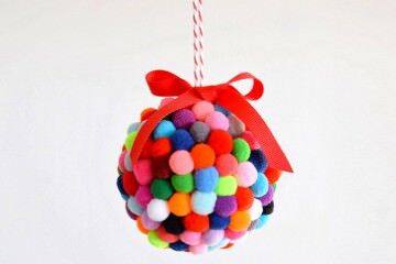 Baubles you can make with the kids