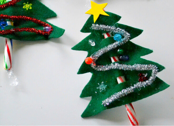 Candy-cane-Christmas-trees